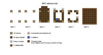 large house floor plans updated minecraft witches hut by coltcoyote on deviantart