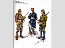 Ottoman army in the Balkans image WW1 Reference Group