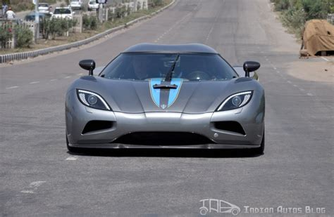 hyper cars  visited india   stayed