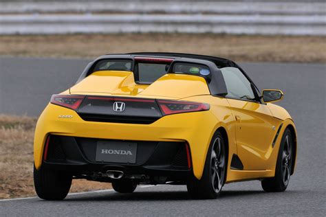 2018 Honda S660 Picture 624270 Car Review Top Speed