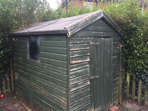Wood Garden Sheds For Sale by Wooden Garden Shed For Sale In Telford Shropshire Gumtree