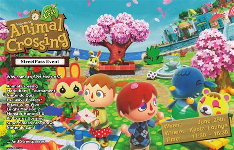 Animal Crossing Pocket C Live Wallpaper - live near manchester looking to streetpass for animal