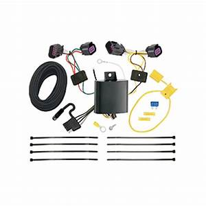 Trailer Wiring Harness Kit For 15