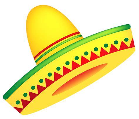 Mexican Sombrero PNG Vector Clipart | Gallery Yopriceville ...