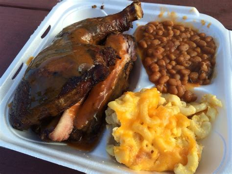 what sides go with bbq chicken mr ed s heavenly bbq old school bbq that s out of this world jacksonville restaurant reviews