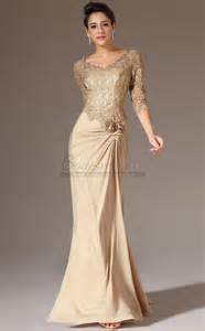 gold bridesmaid dresses gold v neck chiffon and lace mermaid bridesmaid dress with half sleeve jt ca1379