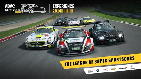 Gt Experience by Adac Gt Masters Experience 2014 Launch Trailer