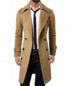 Trench Coat Homme Long : how to make a gambit costume seasonal craze ~ Nature-et-papiers.com Idées de Décoration