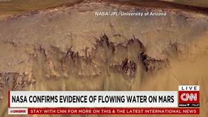 New Discovery on Mars - CNN Video