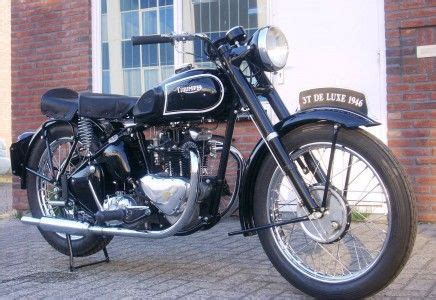 1946 triumph 3t deluxe midamericaauctions