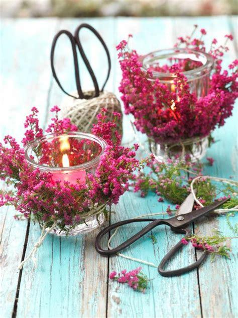 Tischdeko Mit Kerzen Und Blumen by 1001 Ideen Wie Sie Eine Elegante Tischdeko Selber Machen