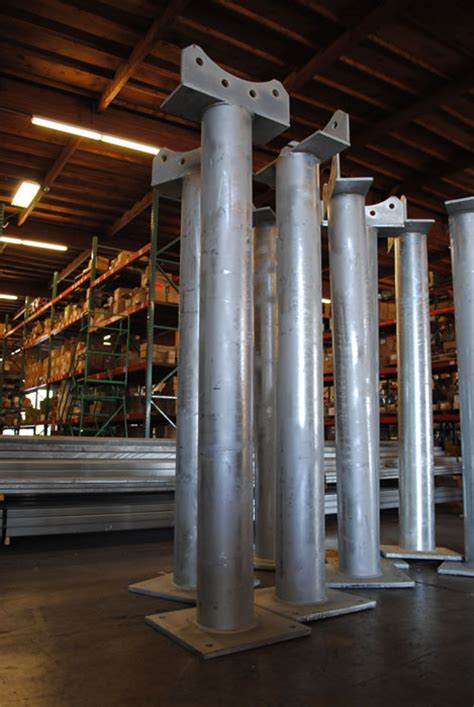 pipe supports gallery acme construction supply