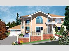 Cool House Plan Designed for Ghana and All Africa Cities
