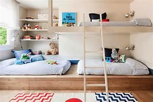 couleur chambre enfant 35 idees a part la peinture murale With deco de terrasse exterieur 16 mezzanine chambre bureau design industriel cdesign