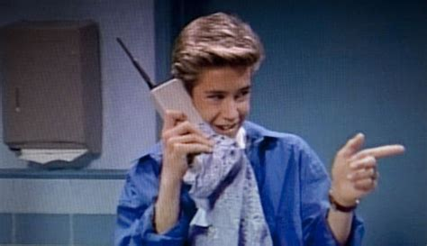 zack morris cell phone 5 fashions accessories made iconic by one person