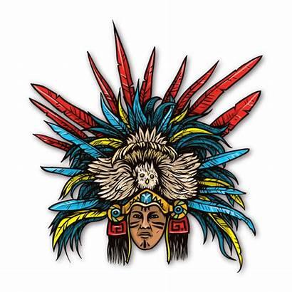 Aztec Vector Culture Aztecs Modern Clipart Designs