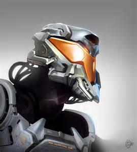 Sci-Fi Helmet