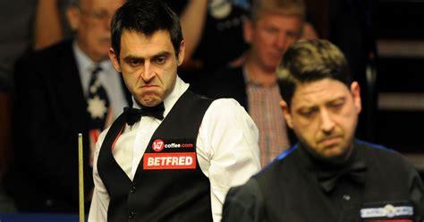 Ronnie O'sullivan Knocks Welsh Snooker Ace Matthew Stevens