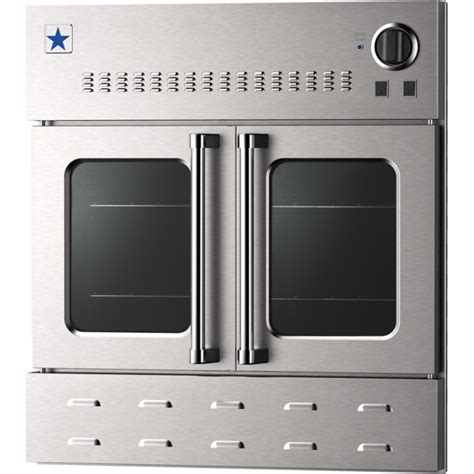 bwo30agslp bluestar 30 quot single gas wall oven