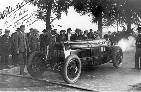 Fiat Mefistofele A One Off Racing Car Created By Sir