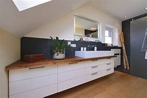 Bad Mit Holz : badezimmer sanieren eichenhaus schreinerei architekturb ro ~ Sanjose-hotels-ca.com Haus und Dekorationen