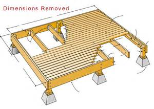are joe s deck plans any learn about it here with