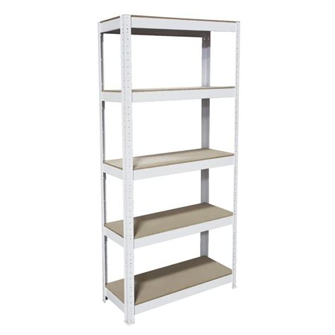 White Metal Storage Shelves by 50 5 Shelves Storage Unit Sterilite 5 Shelf Unit Light