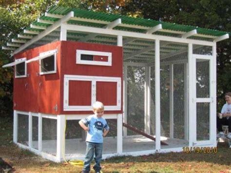 chicken coop plans  simple designs   build