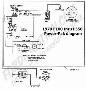 1970 Ford 600 Wiring Diagram