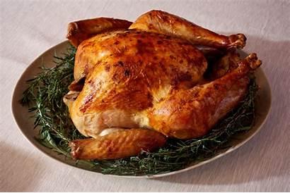 Turkey Thanksgiving Roasted Prep Thyme Washington Primer