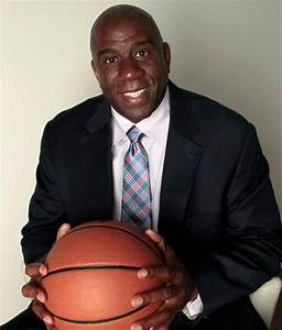 Magic Johnson announces Lakers have acquired a new ...