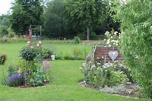 Gartengestaltung Bauerngarten Bilder : bauerngarten mit rosenpracht danielas s chsisches idyll ~ Markanthonyermac.com Haus und Dekorationen