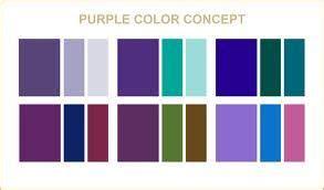 colors     purple wedding ideas pinterest