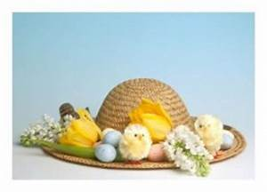 Easter Hats Stay At Home Mum