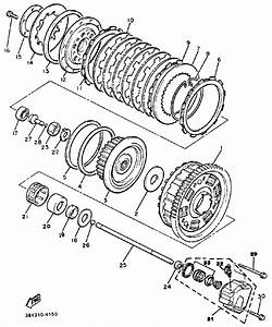 Installaion Diagram For A Slave Cylinder Assembly On A