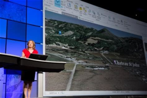 esri demonstrated  power  arcgis pro   esri uc
