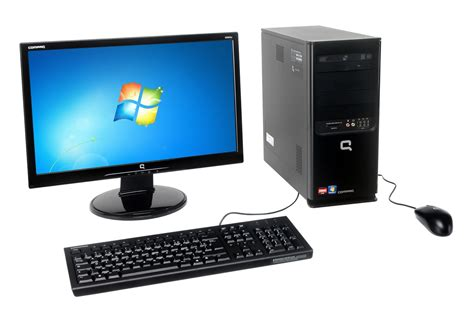 destockage pc bureau pc de bureau compaq sg3 345fr 3390039 darty
