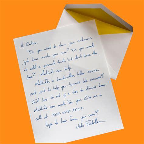 letter format 187 handwritten business letter format free