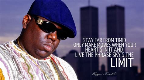 Biggie Smalls Sky's The Limit Wallpaper And Background