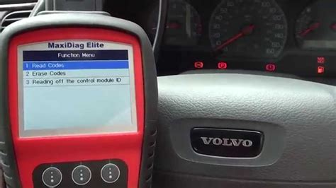reset volvo abs codes abs sensor replace guide youtube
