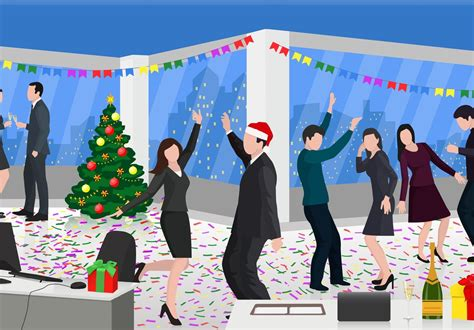 turn the company holiday party into a strategic career opportunity allbusiness com