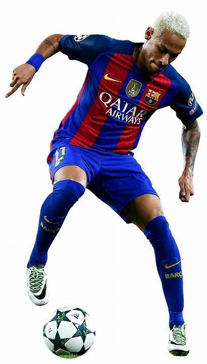 Neymar Render Szwejzi Football Barcelona Footyrenders Clipart
