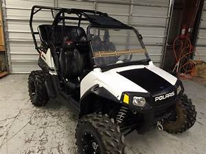 Sold  2010 Polaris Rzr 800 S With Rear Seat And Cage 3400