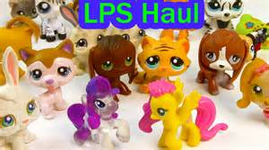 lps cats and dogs lps haul goodwill littlest pet shop my pony