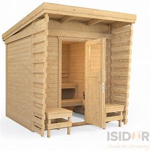 2 X 2 M Matratze : isidor gartensauna saunahaus sauna gartenhaus 2x2m massivholz pultdach ebay ~ Markanthonyermac.com Haus und Dekorationen