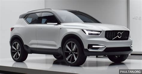 Gallery Volvo 401 Concept Previews Allnew Xc40