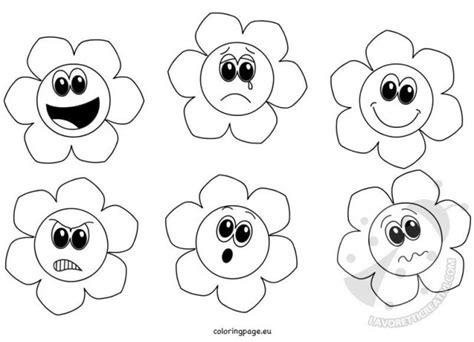 immagini di fiori da stare gratis fiori delle emozioni da colorare