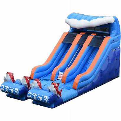 Bounce 15ft Slide Water Fun Rentals Kahuna