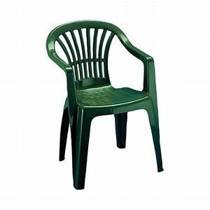 Fauteuil Plastique Jardin : fauteuil de jardin altea vert 472679 progarden home boulevard ~ Teatrodelosmanantiales.com Idées de Décoration