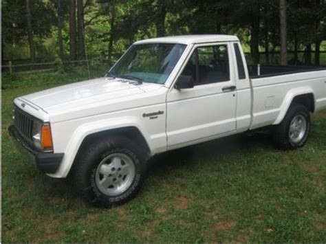 jeep comanche 4x4 buy used 1987 jeep comanche pioneer 4x4 in newnan georgia